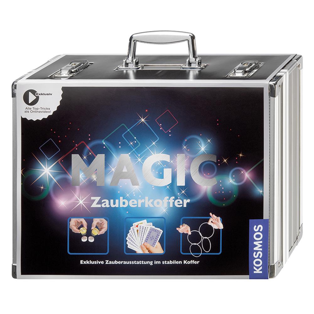 Cosmos hacer magia Magic mágica maleta mágica utensilios espectáculo de magia a partir de 8 698836 J.