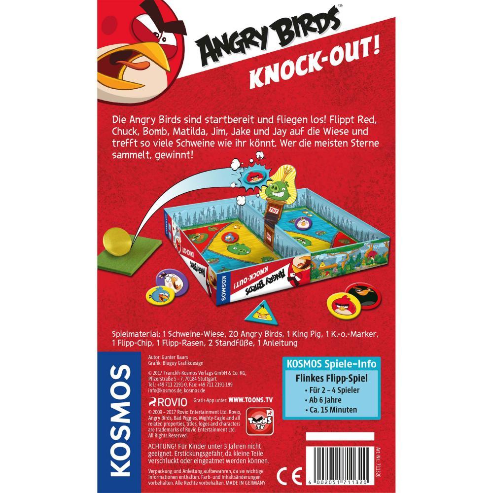 Indexbild 2 - KOSMOS-Kinderspiele-Angry-Birds-Flipp-Spiel-Spiel-Flipp-Chips-ab-6-J-711320