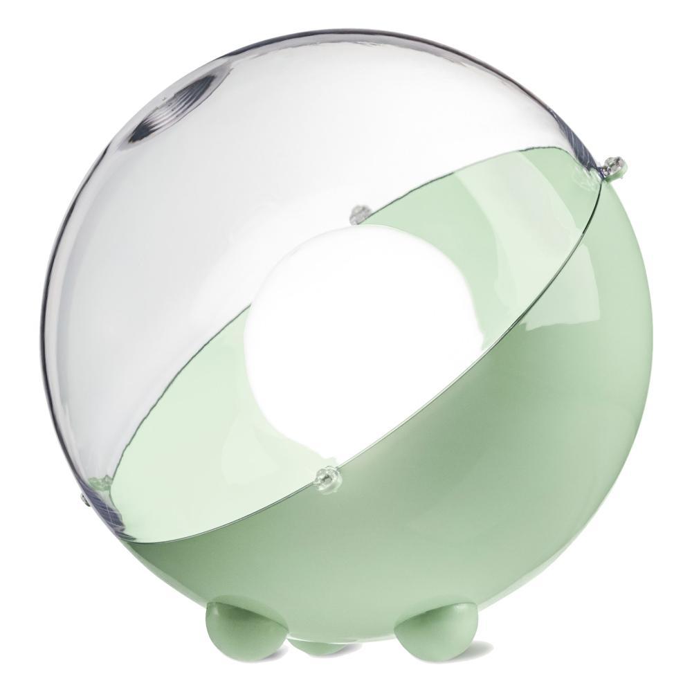 Koziol Hanglamp Orion.Details About Koziol Orion Floor Lamp Ball Light O 31 5 Cm Transparent Mint H 30 5 Cm 1912442