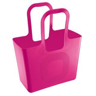 Koziol Tas Xl.Koziol Tasche Xl Bag Plastics Shopper Accessories Solid Pink 5414584 At About Tea De Shop