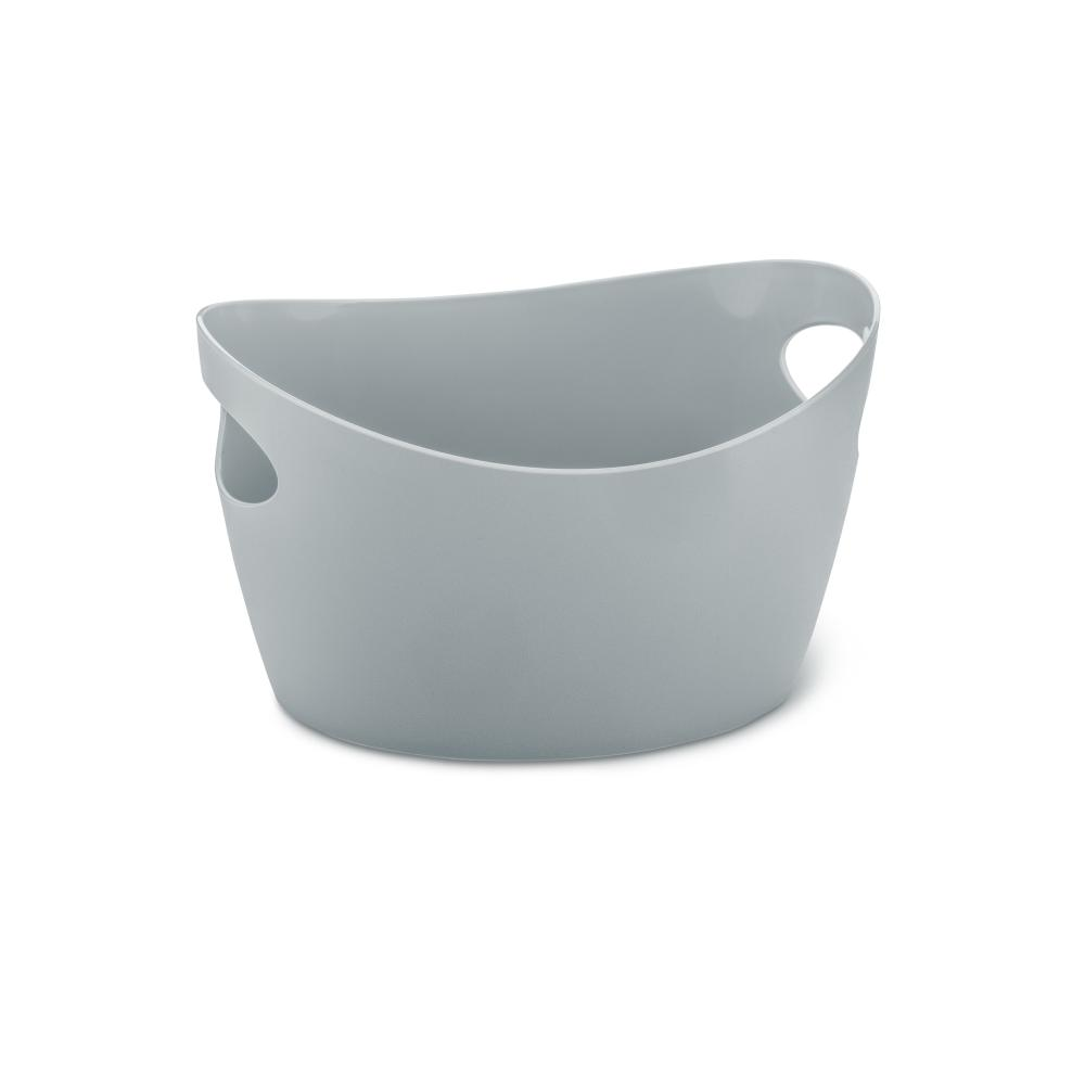 Koziol-Bottichelli-XS-Utensilo-Aufbewahrungskorb-Aufbewahrungseinheit-Cool-Grey