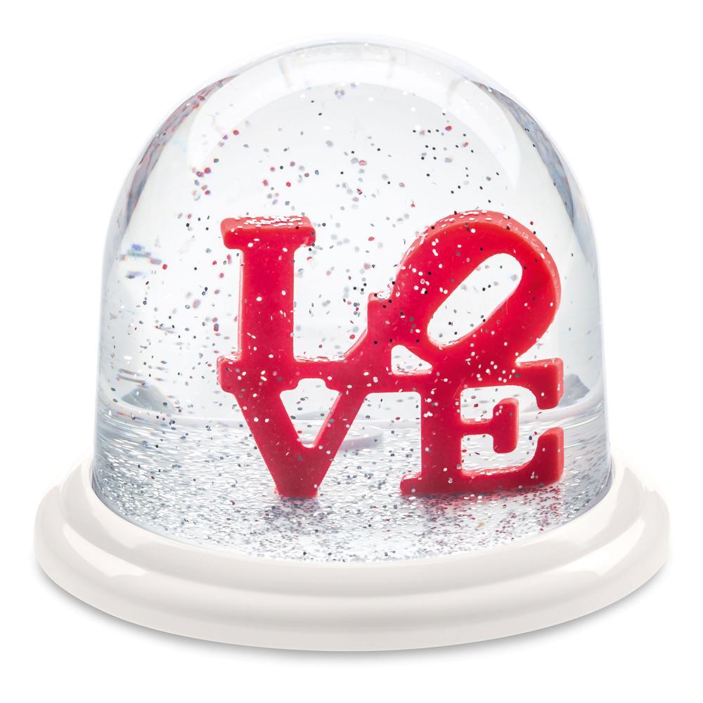 Koziol-Love-Bildtraumkugel-Medium-Traumkugel-Kugel-Schneekugel-Transparent-9-cm