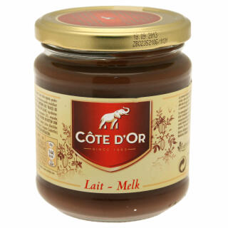 Côte Dor Spread With Milk And Cocoa Chocolate Spread 300 G At About Teade Shop