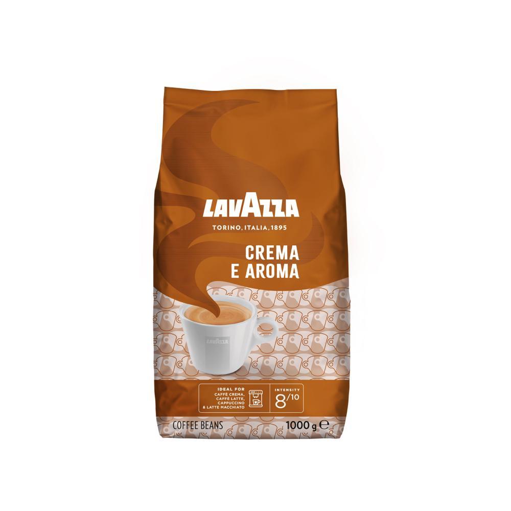miniature 4 - Lavazza Café en Grains Crema E Aroma, Lot de 3, 3 x 1000g