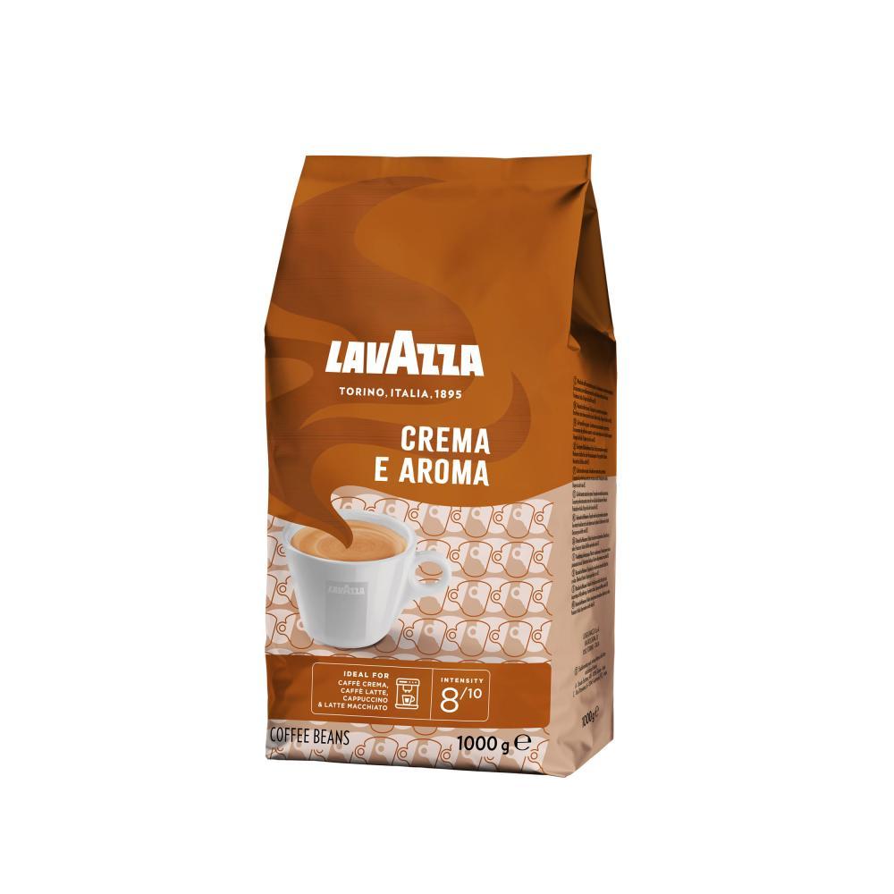 miniature 5 - Lavazza Café en Grains Crema E Aroma, Lot de 3, 3 x 1000g