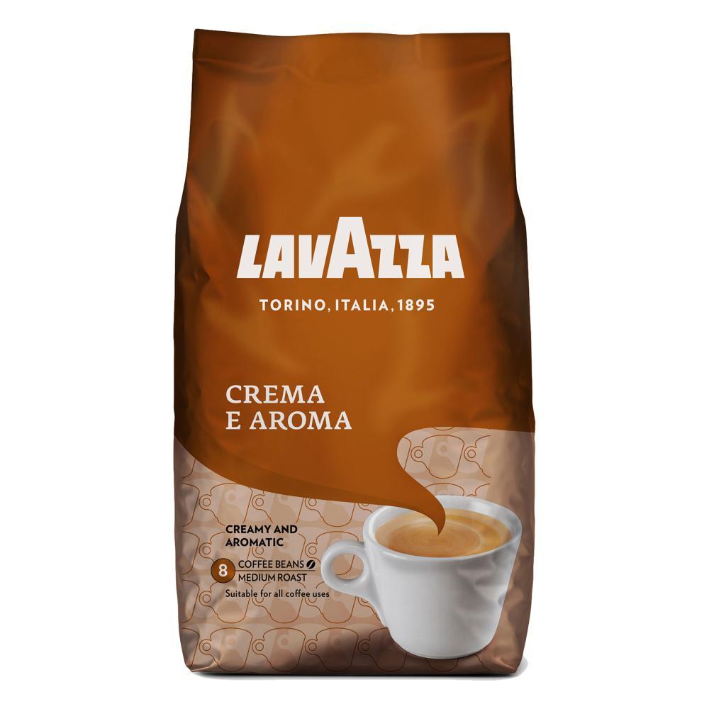miniature 8 - Lavazza Café en Grains Crema E Aroma, Lot de 3, 3 x 1000g