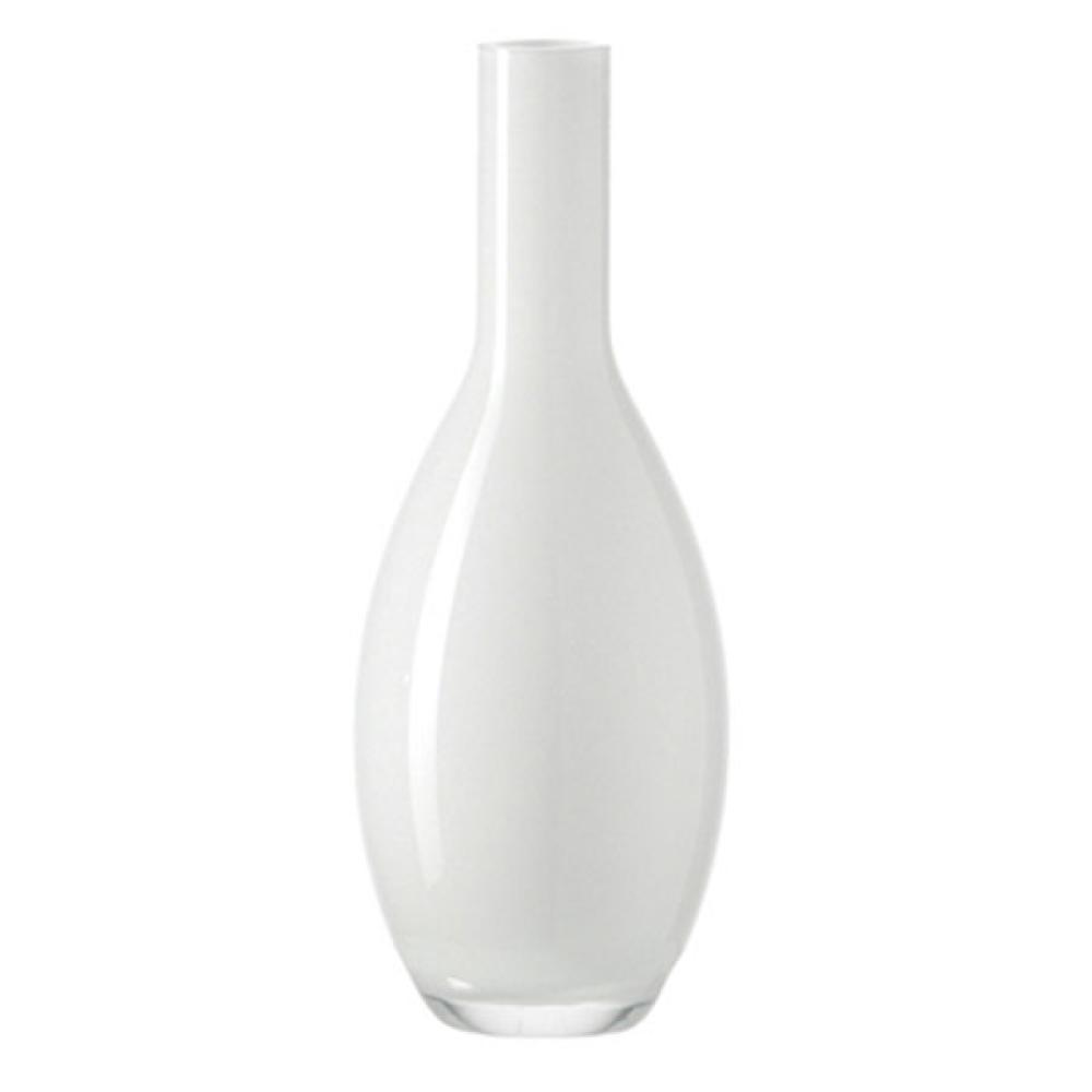 Leonardo Beauty Vaso Tavolo Vaso Fiori Vaso Di Vetro 18 Cm Bianco 25380-