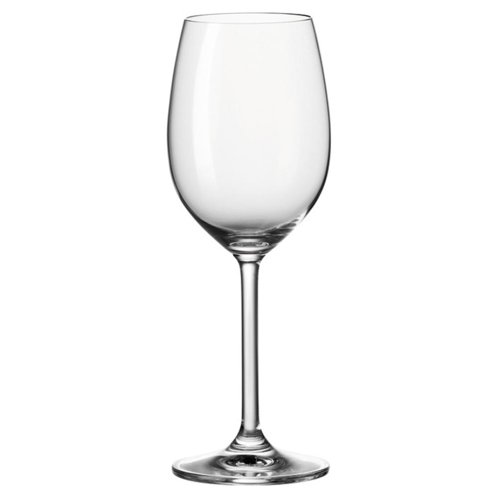 Set of 6 Pieces Details about  /Leonardo Daily Goblet 370 ml Bar White Wine Glass Crokery