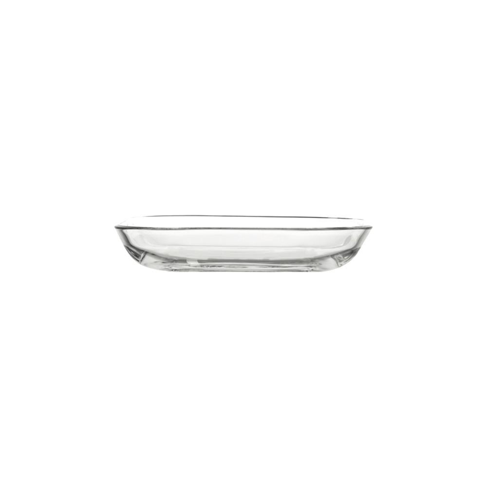 Leonardo-Gusto-Teller-Glasteller-Kuchenteller-Klarglas-Glas-D-17-cm
