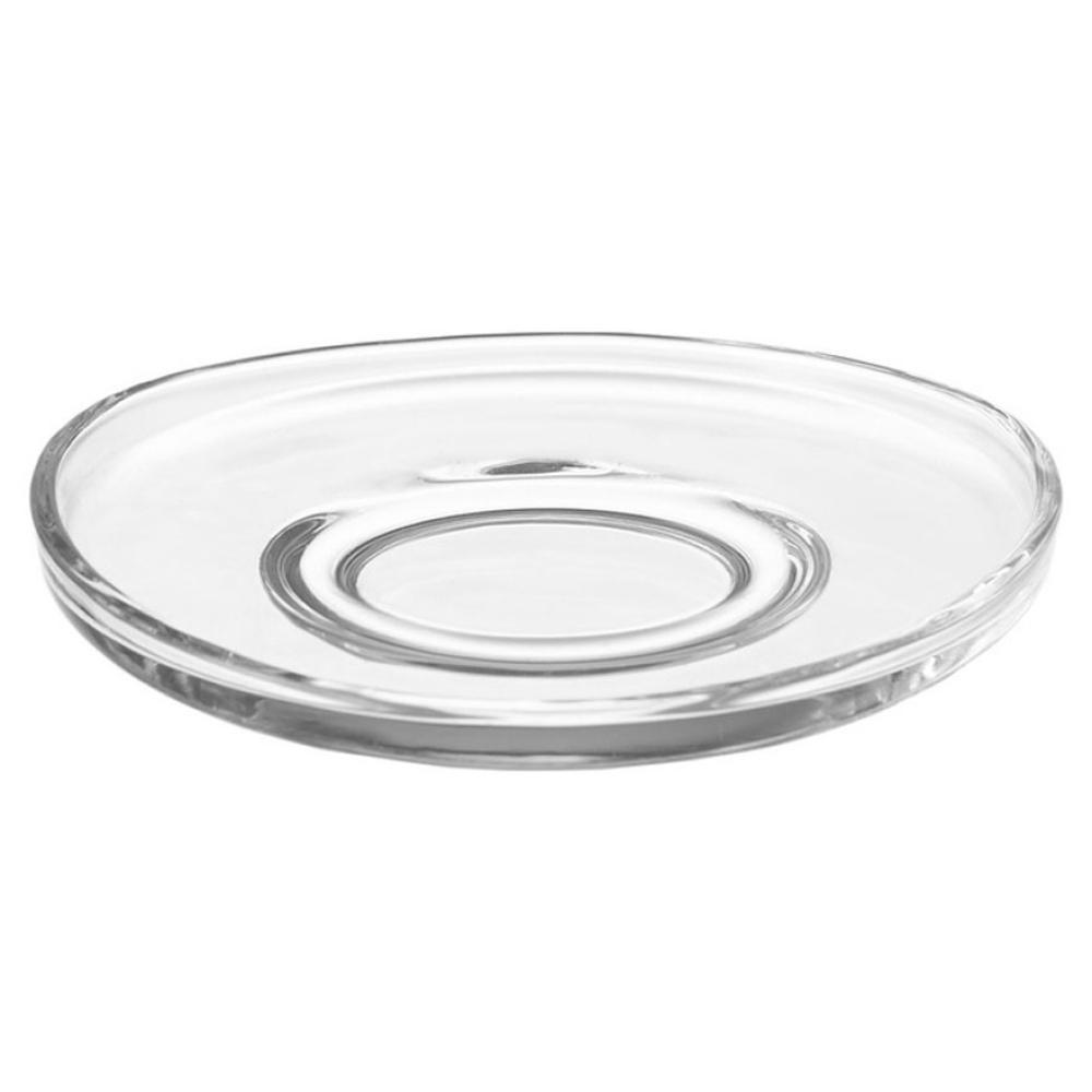 Leonardo-Loop-Untersetzer-Untertasse-fuer-Espresso-Tasse-klar-11-cm-58204