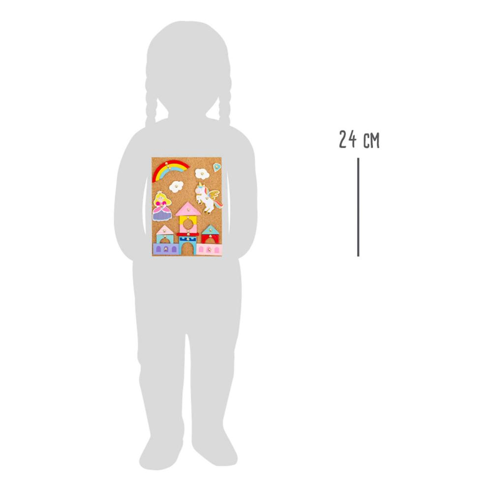 miniatura 2 - LEGLER SMALL FOOT martelletto gioco Einhorn, giocattoli, a partire da 6 anni, 11571