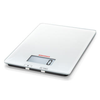 Soehnle Kitchen Scales Purista Digital Glass Scales Letter Balance