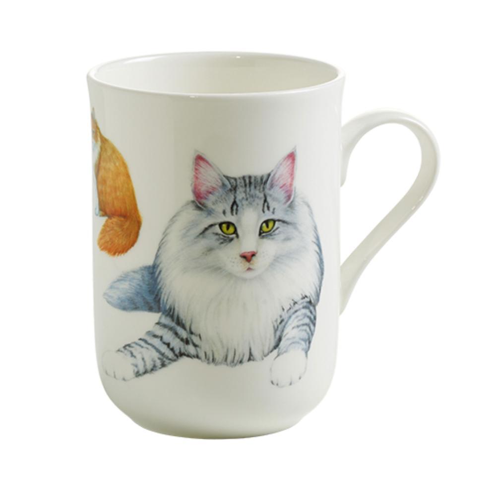 Maxwell & Williams Pets Cat Becher Tasse Norwegische Waldkatze Geschenkbox 350ml
