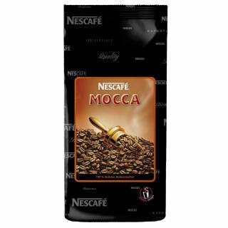 Nescafé Typ Mocca für Nestlé Professional Getränkeautomaten, 3er Pack, 3 x 500g