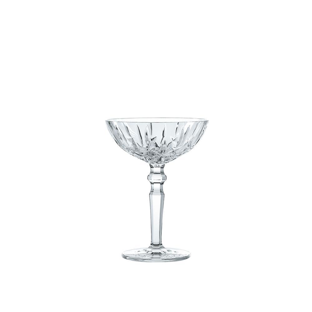 Nachtmann Noblesse Cocktailschale Cocktailglas Tumbler Trinkglas Kristallglas