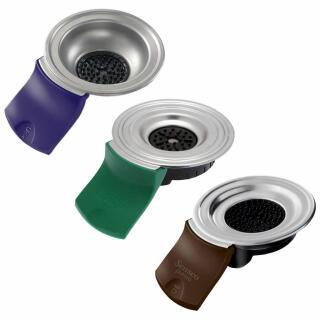 senseo pod holder set normal hd7810 hd7811 hd7812 hot choco espresso teepads at about. Black Bedroom Furniture Sets. Home Design Ideas