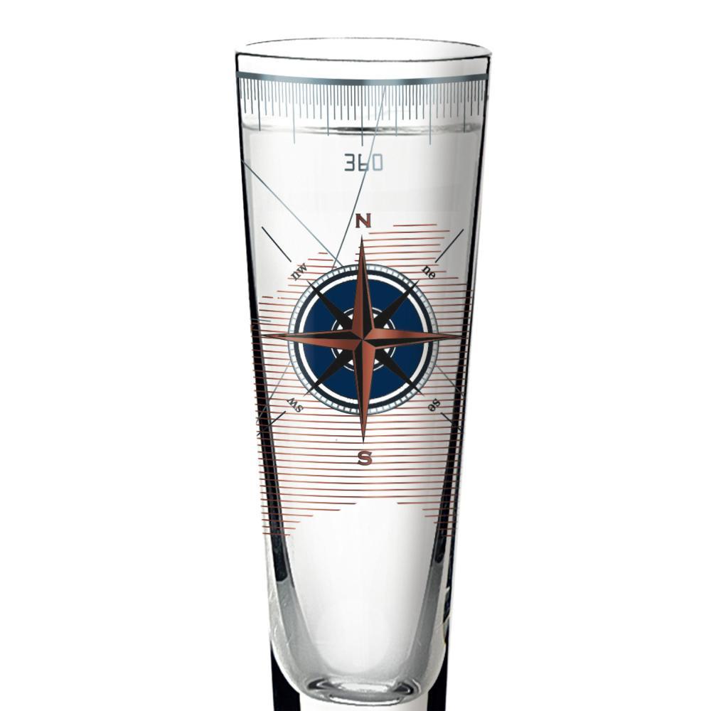 Ritzenhoff Black Label Design Schnapsglas Schnapsdeckeln Glas I Inthertal 40 ml