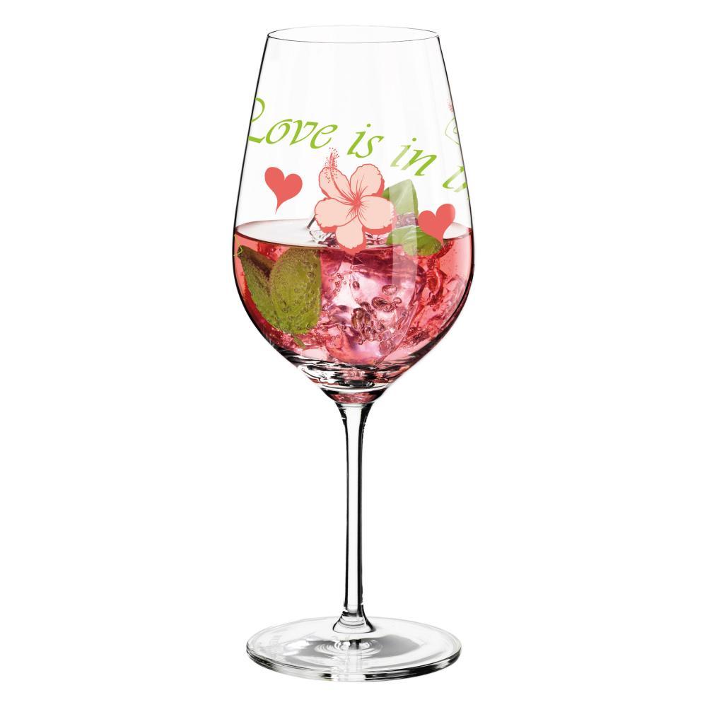 Ritzenhoff Aperitivo Rosato Aperitifglas Glas, 600 ml, H14 Anissa Mendil 3240001
