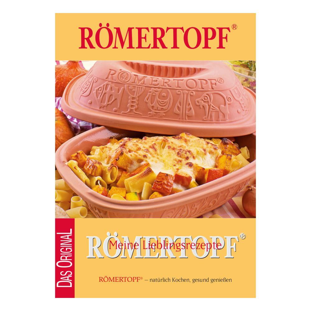 Romertopf-Libro-Cocina-Meine-Receta-Favorita-Libro-Cocina-Recetario-100-Recetas