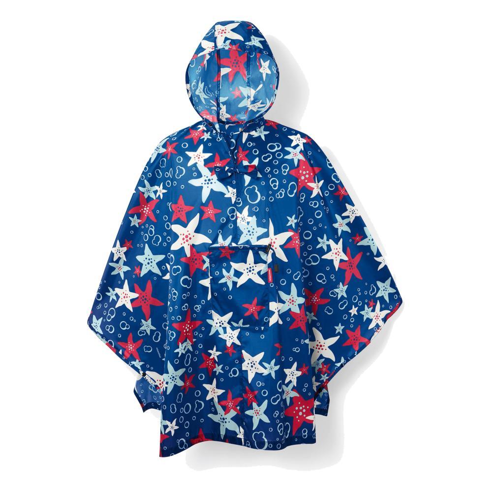7abca6f4e03 Details about reisenthel Mini Maxi Poncho Rain Jacket Polyester Foldable  One Size Aquarius