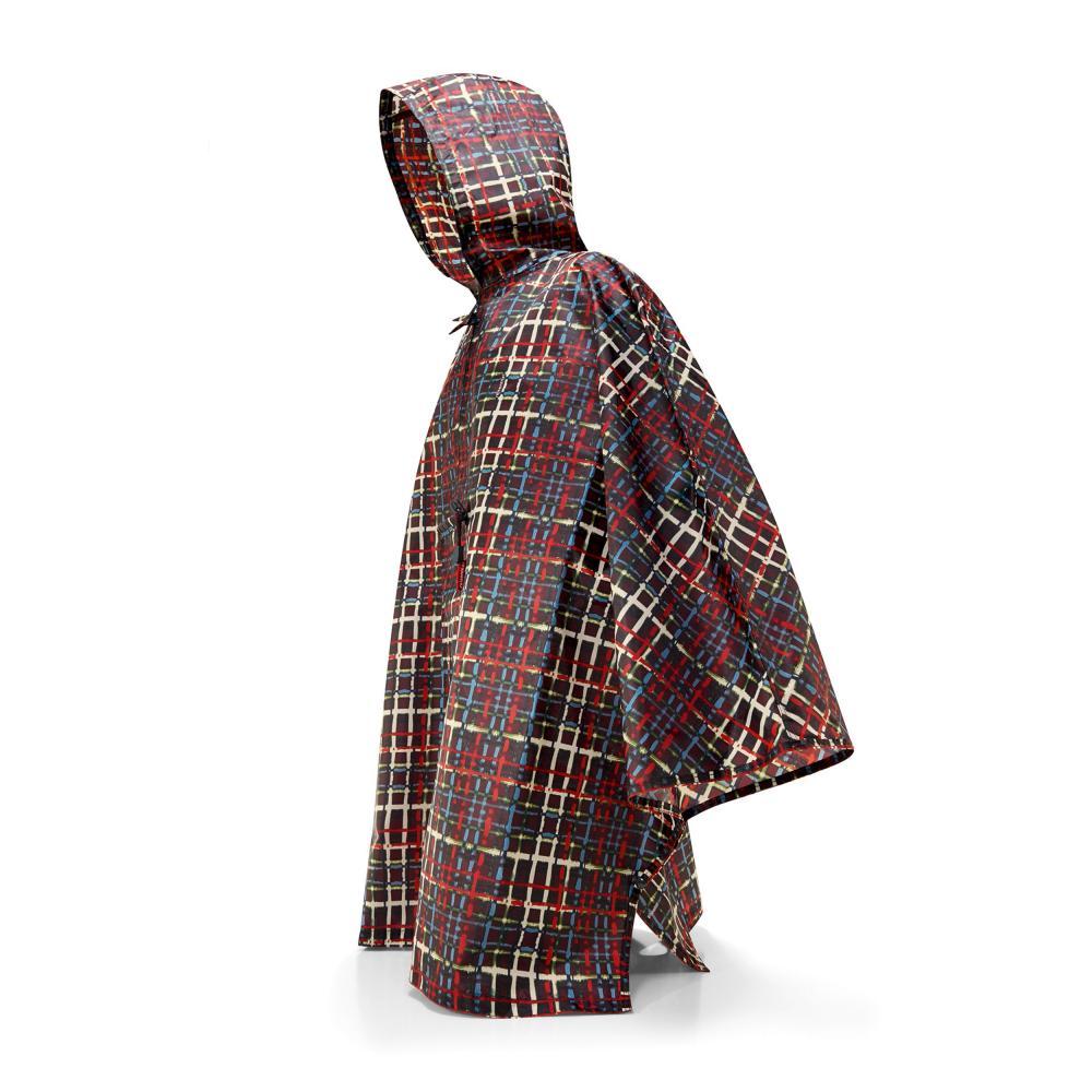 Reisenthel Mini Maxi Poncho Rain Coat, Waterproof Cape, Cape, Steard Diuominiione Wool