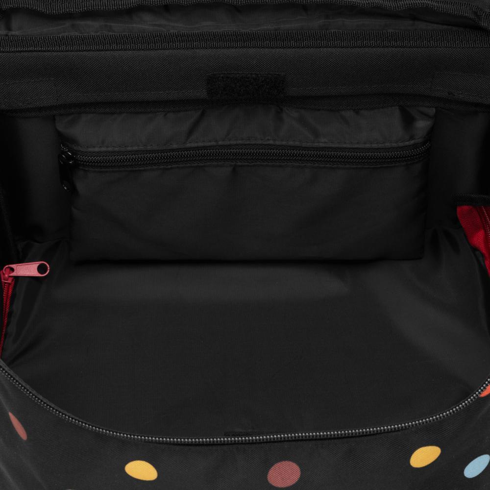 reisenthel citycruiser bag sac pour cabas à roulettes et courses dots DF7009
