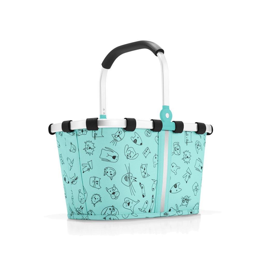 reisenthel carrybag xs kids panier de courses cabas sac shop