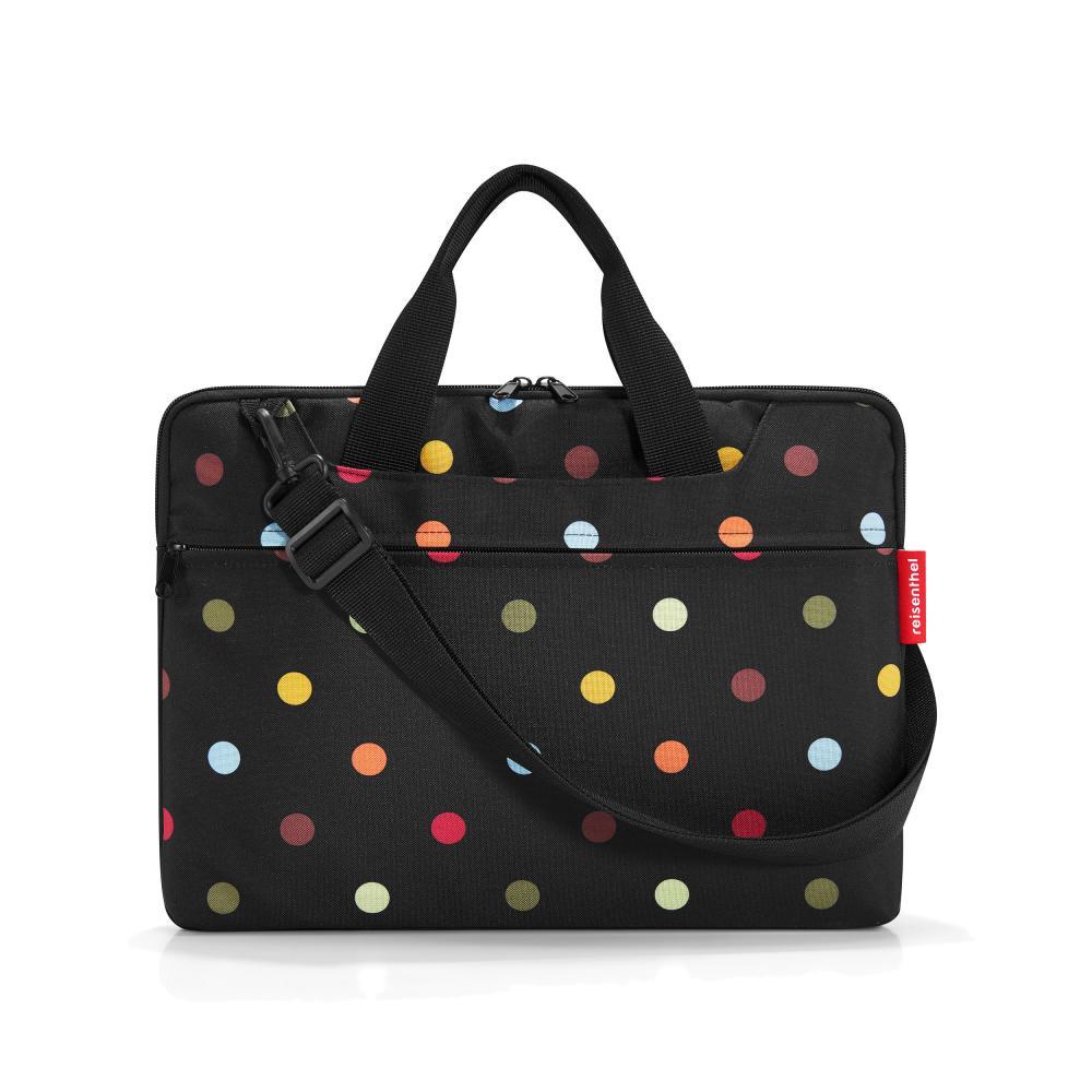 reisenthel netbookbag Laptoptasche Notebooktasche Tasche Laptopcase Dots 15/&#...