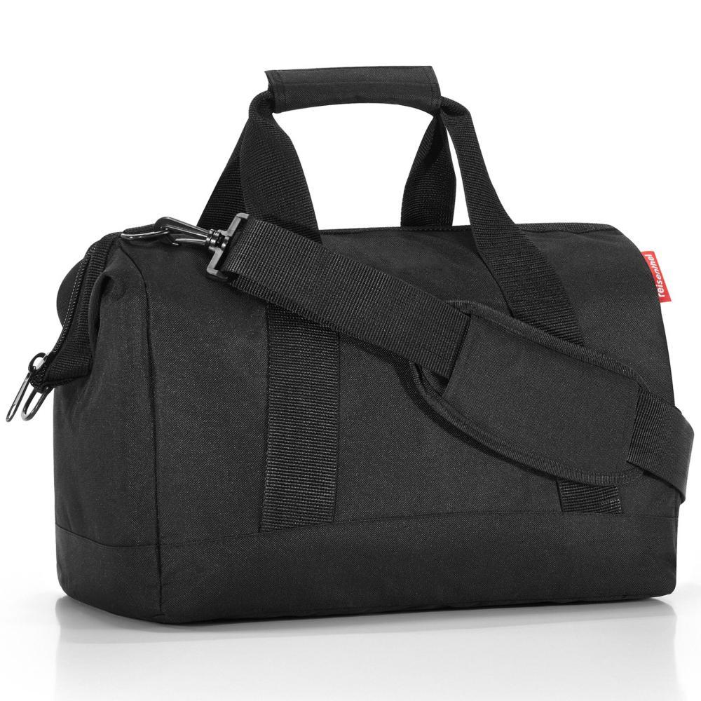 reisenthel allrounder m reisetasche sporttasche tasche black / schwarz MS7003