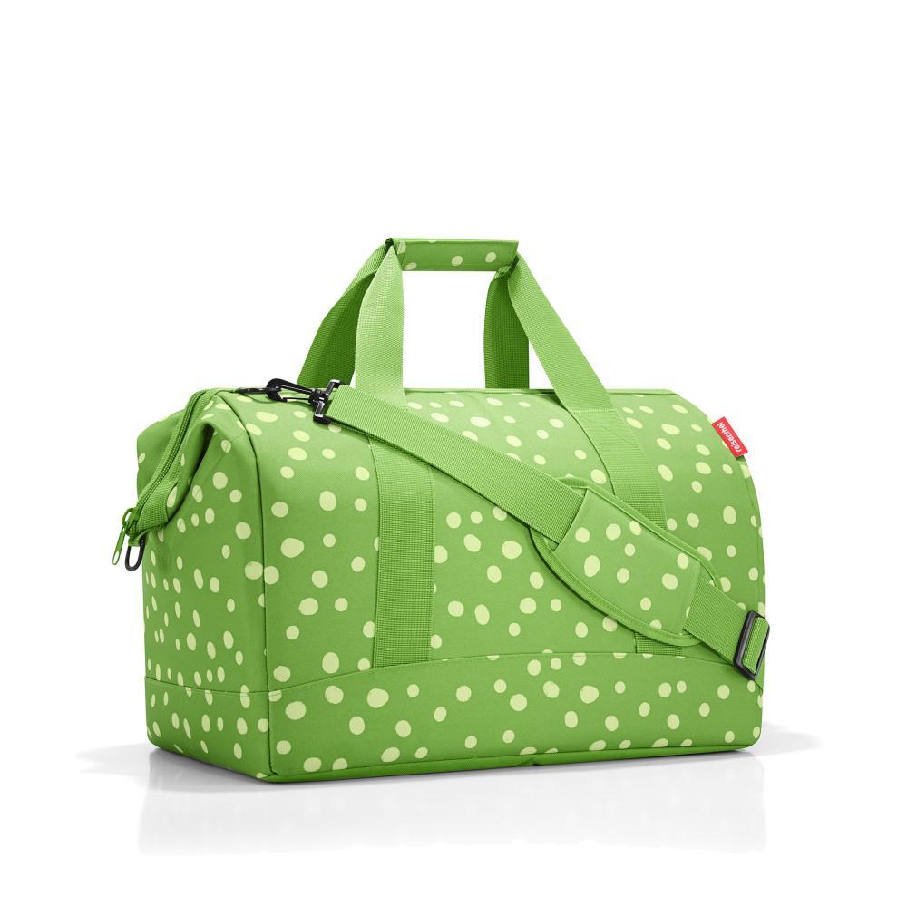 reisenthel allrounder l reisetasche sporttasche tasche spots green MT5039