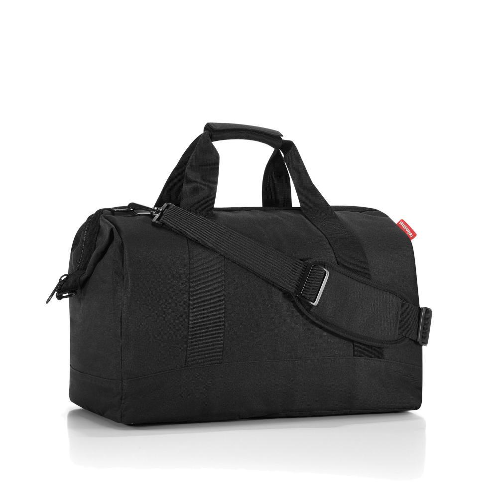 reisenthel-allrounder-L-reisetasche-sporttasche-tasche-black-schwarz-MT7003 Indexbild 2