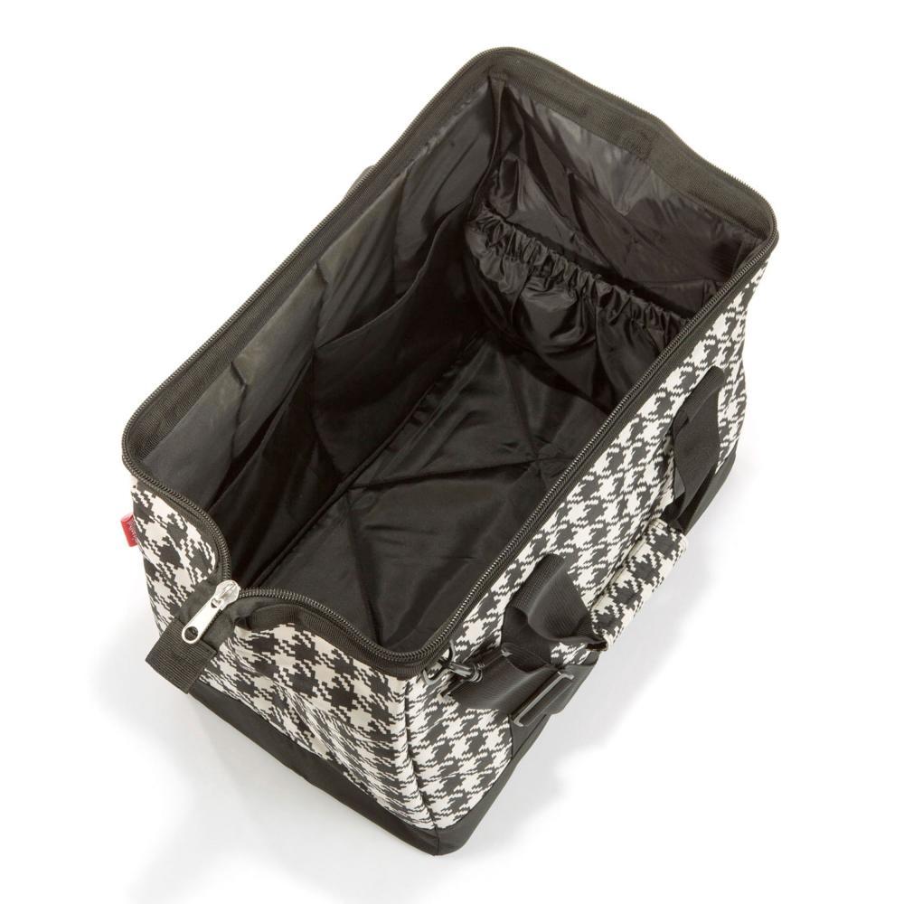 reisenthel-allrounder-L-reisetasche-sporttasche-tasche-fifties-black-MT7028 Indexbild 3
