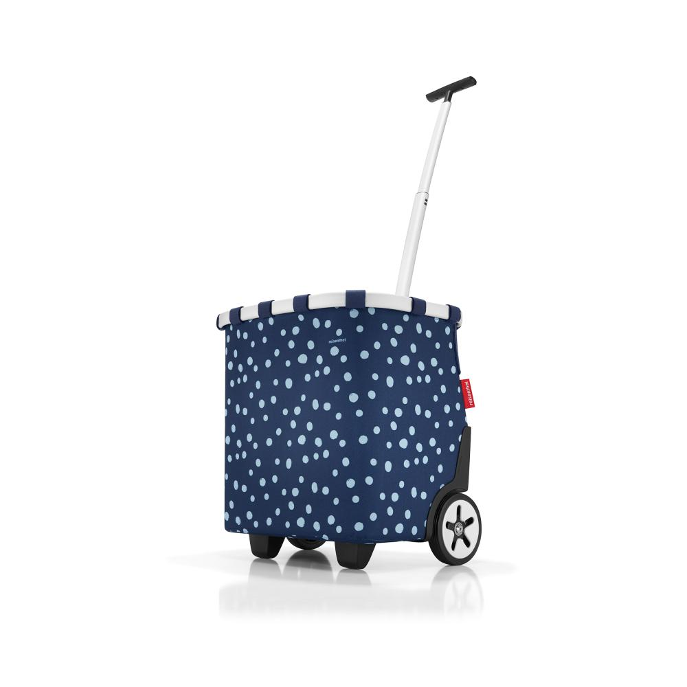 Reisenthel Carrycruiser Chariot à roulettes Trolley Caddie Spots Navy
