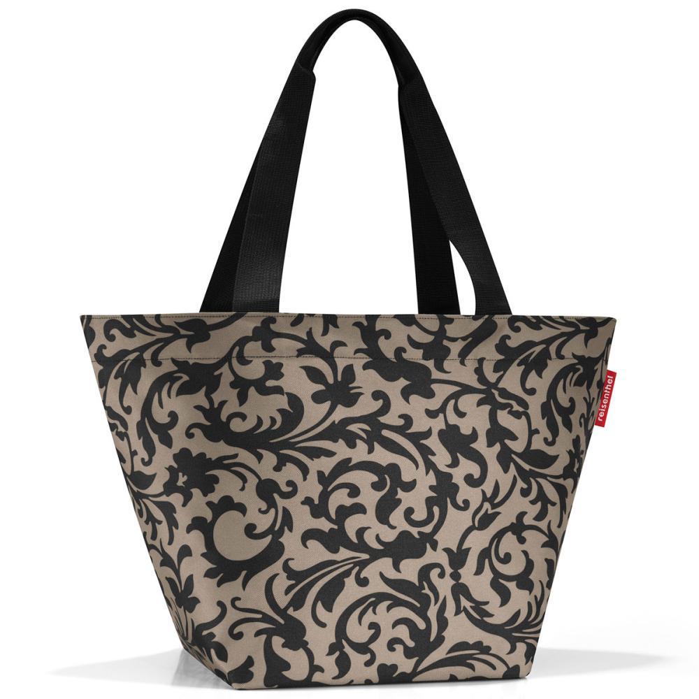 reisenthel shopper m tasche für einkauf einkaufstasche baroque taupe ZS7027