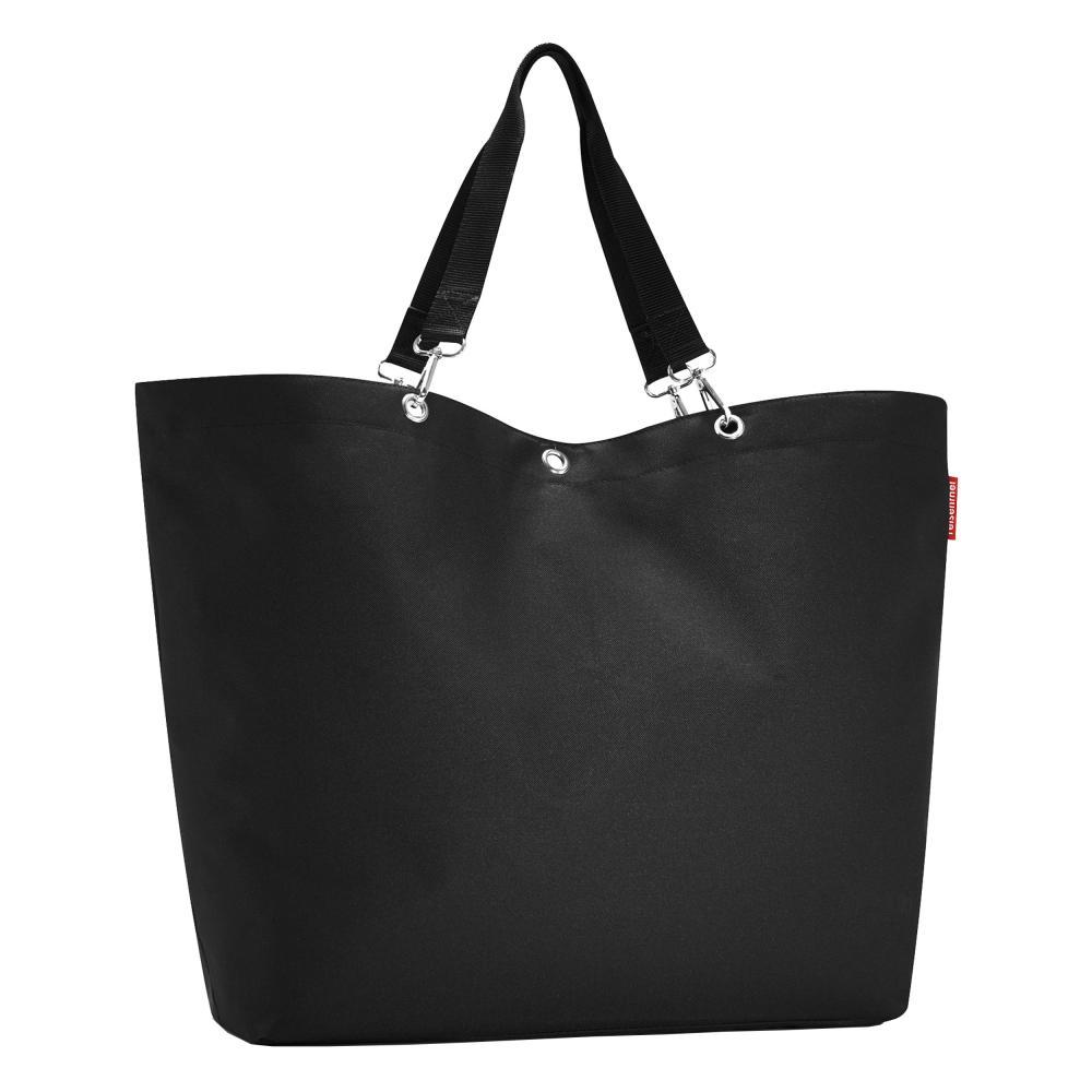reisenthel shopper xl tasche für einkauf einkaufstasche black ZU7003