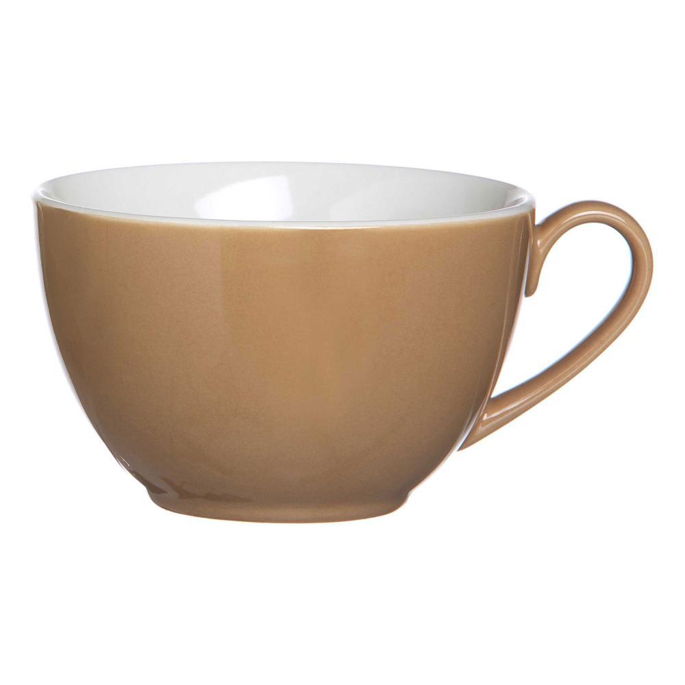 Ritzenhoff /& Breker Doppio Obere Obertasse Ober Tasse Porzellan Nougat 200 ml