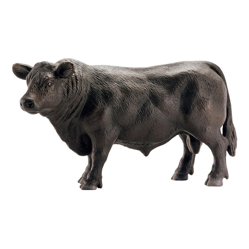 7.5 CM personaje dentro del juego 13766 vaca granja Schleich granja Life black angus toro