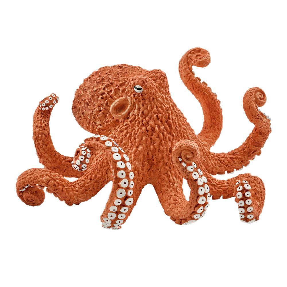 SCHLEICH Wild Life POLPI SEPPIE polpo animale marino personaggio del gioco 9 cm 14768