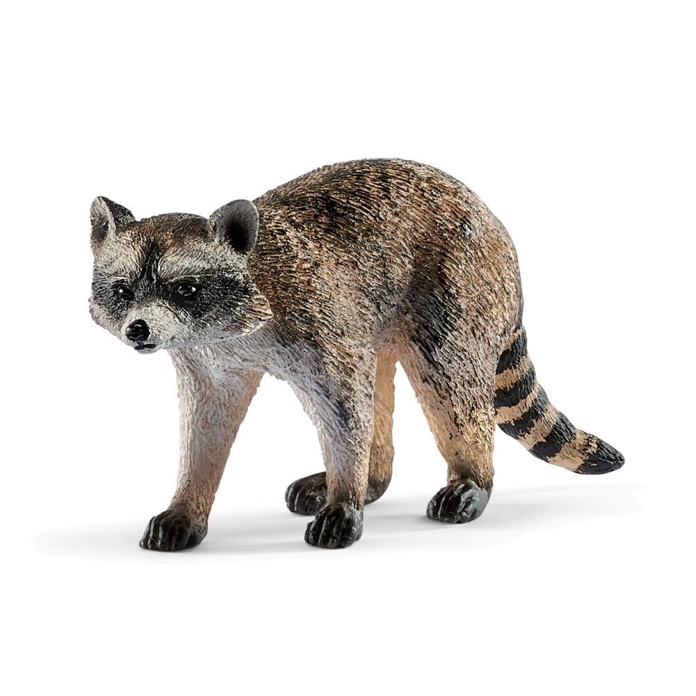 Schleich Wild Life raton laveur laver Ours Animal sauvage jeu personnage kleinbär 3.8 cm 14828