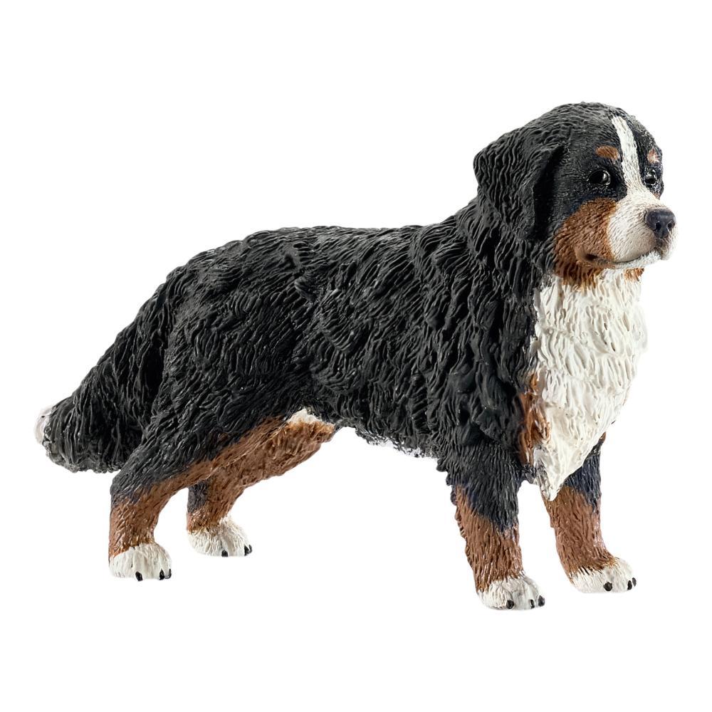 Schleich Farm Life Berner Sennenhündin Hund Rettungshund Haustier Spielfigur
