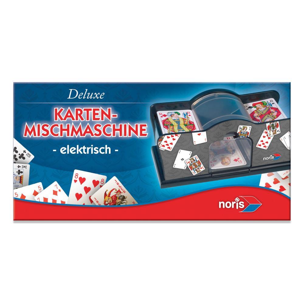 NORIS KARTEN-MISCHMASCHINE, elektrische Misch Maschine ...