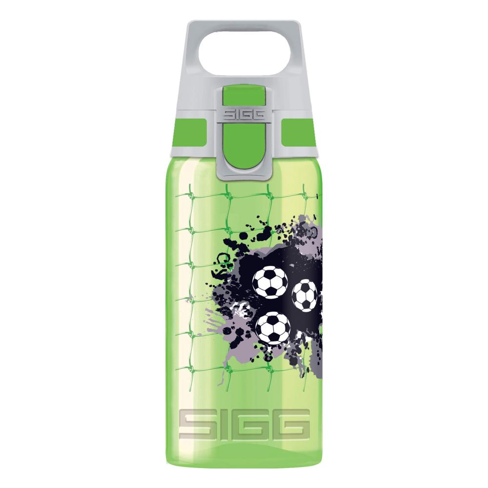 siggflasche boissons bouteille SIGG Bouteille Viva WMB One Football 0.5 l