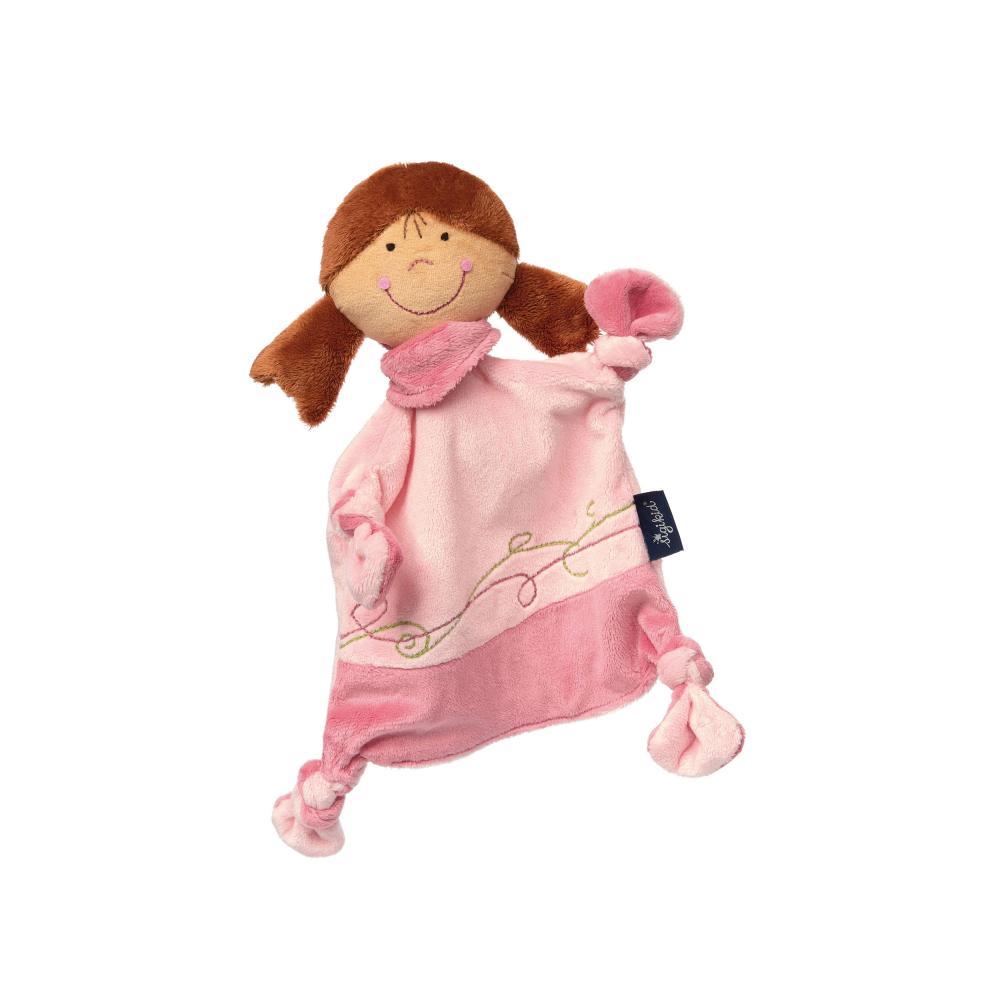 sigikid Blue Collection Schnuffeltuch Puppe Schmusetuch Kuscheltuch Babytuch