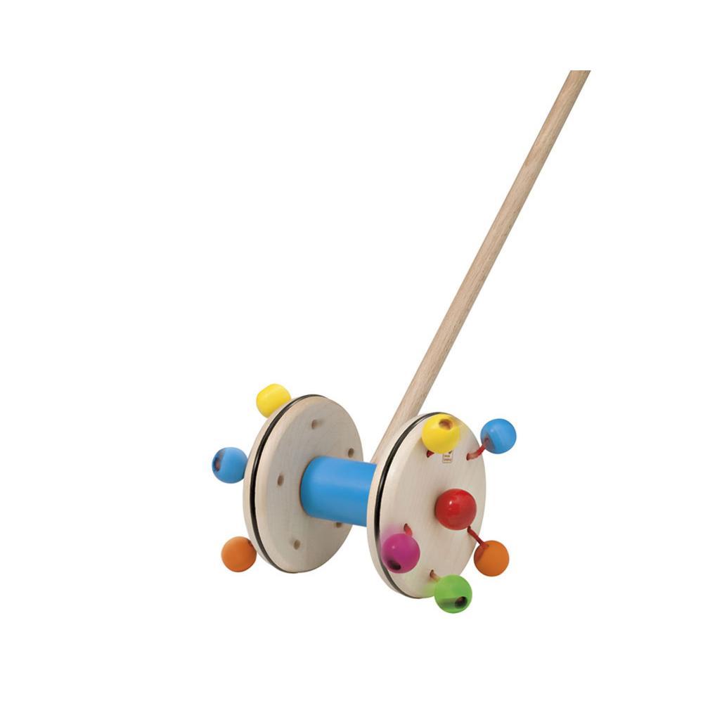 Holzspielzeug Selecta Spielzeug Roller Schiebefigur Schiebe Figur Kleinkindspielzeug Holz 10cm
