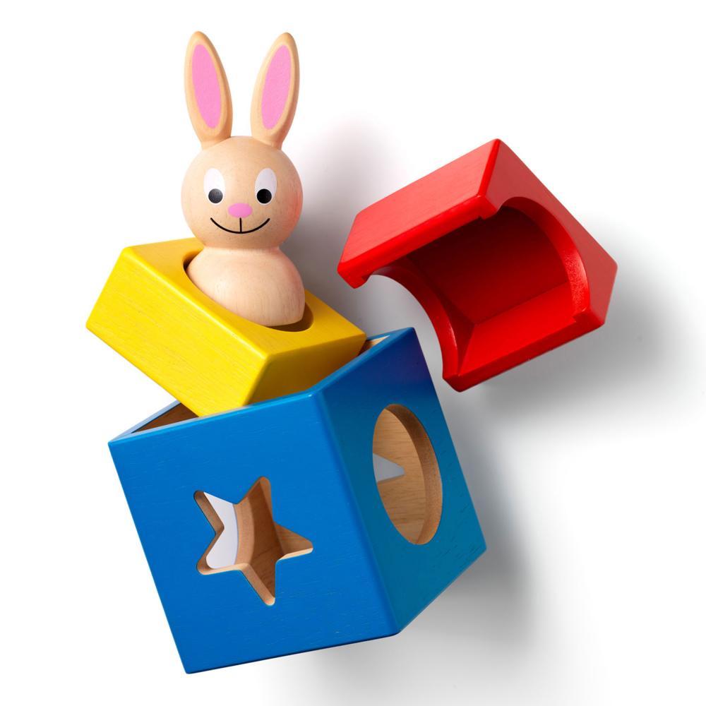 miniatura 3 - SMART Games Gioco di apprendimento Bunny Boo pensiero gioco gioco da ragazzi gioco per bambini dai 2 anni