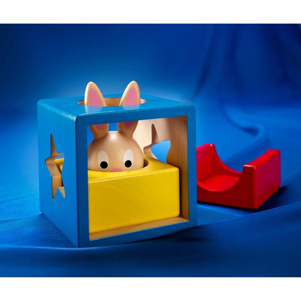 miniatura 4 - SMART Games Gioco di apprendimento Bunny Boo pensiero gioco gioco da ragazzi gioco per bambini dai 2 anni