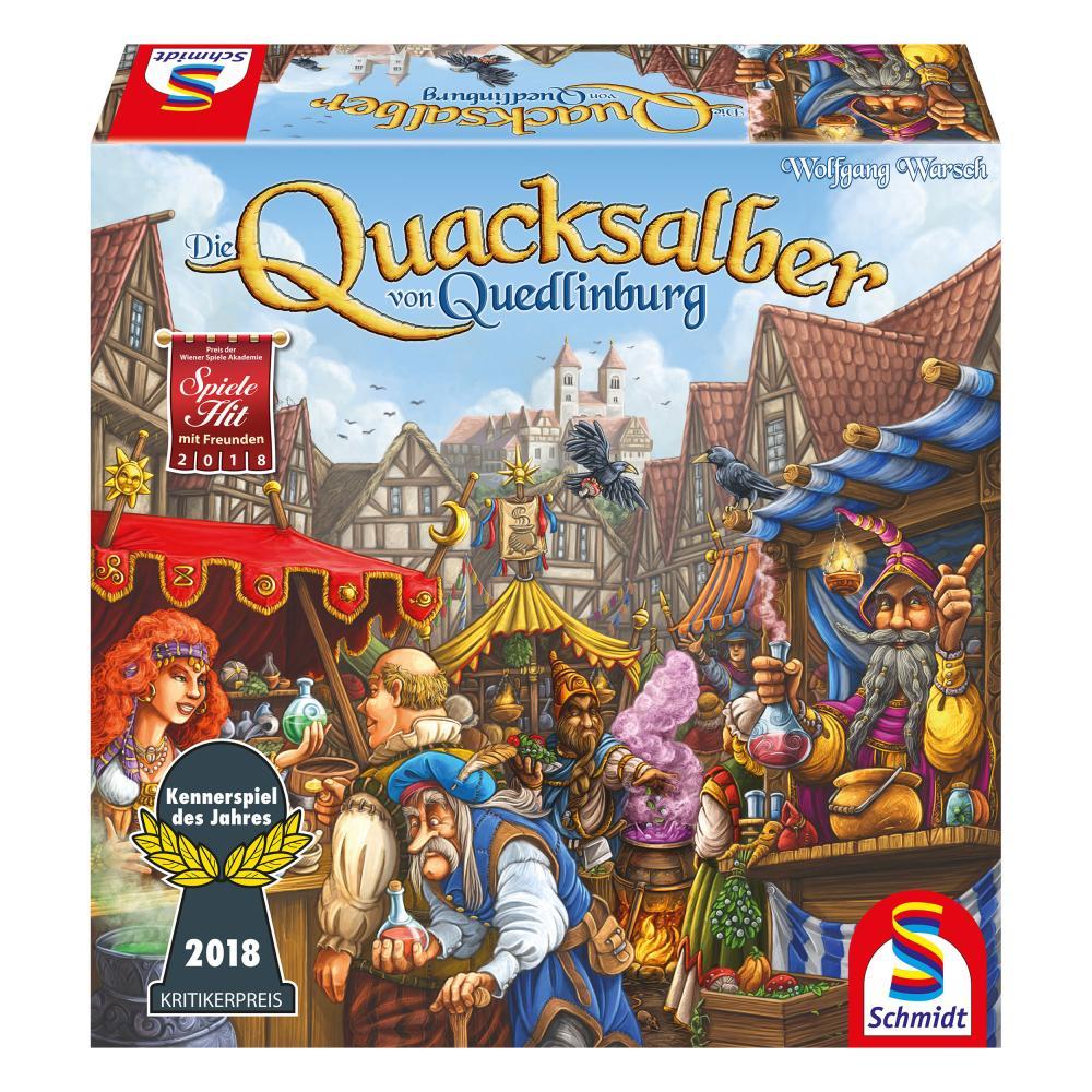 Schmidt-Spiele-Die-Quacksalber-von-Quedlinburg-Erweiterung-Die-Kraeuterhexen Indexbild 2