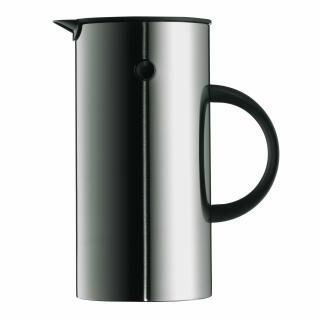 stelton em coffee maker for 8 cups matte black vacuum. Black Bedroom Furniture Sets. Home Design Ideas