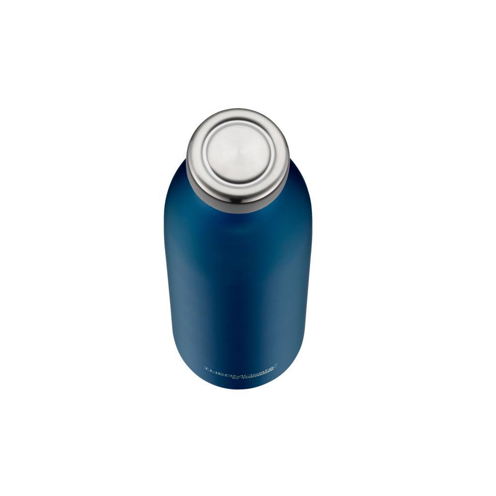 Thermos Thermocafé Thermos TC bottle bouteille Matt Saphir Blue 0.75 L