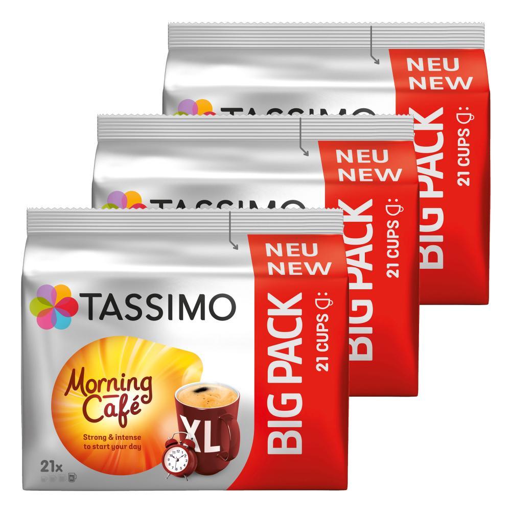 Tassimo Morning Cafe 10 Xl Frühstücks Morgen Kaffee S4sassy